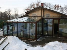 Wintergarten - Gradina de iarna