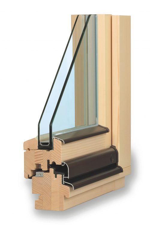 colt fereastre lemn 68 mm