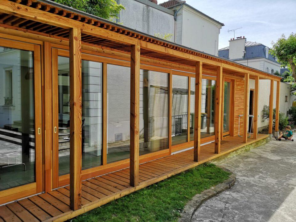 Extindere casa oaspeti - Paris