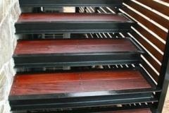 scara-intrare-lemnmetal